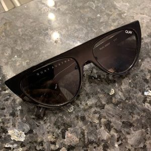 "Quay ""Run Away"" Sunglasses"